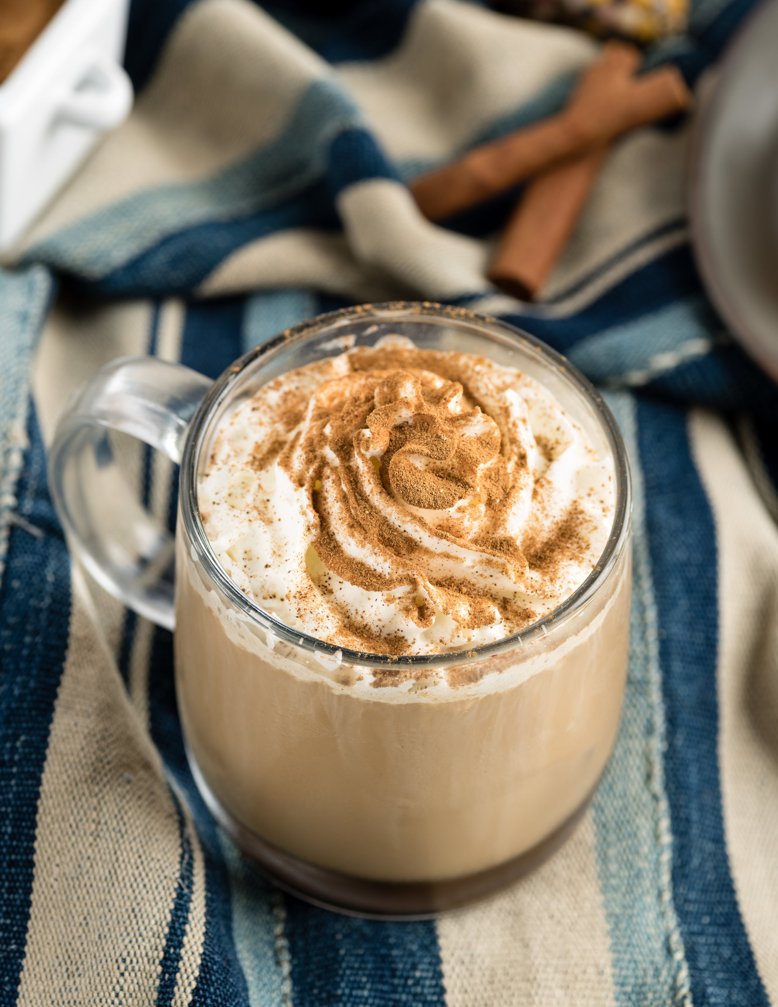 Cappucino with a twist