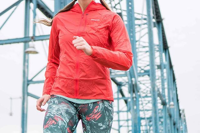 Oh is it raining? That is no excuse to not get out and run! Come check out our rain and winter weather gear from brands like @Patagonia, @thenorthface, @Nike and more! #FollowMeToFastBreak