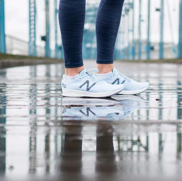 Lightweight, fast, and super pretty! Come check out the brand new @newbalance Zantes. Not sure what shoe you need? We'd love to help you find the right pair of shoes for your fitness needs! #FollowMeToFastBreak