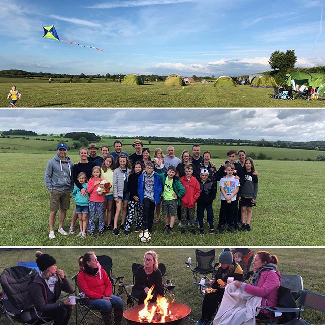 Good times at the annual Axon Vibe team camping trip over the recent Bank holiday weekend  #axonvibe #camping #startup #summer #uk