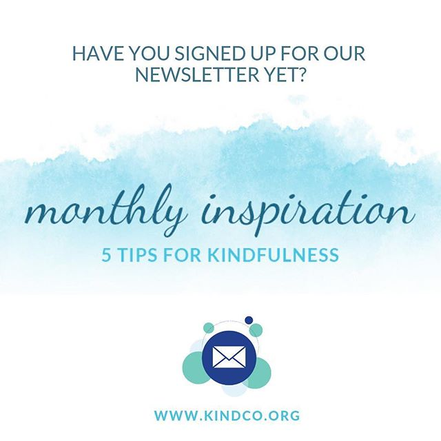 Have you already joined our newsletter list?! Issue 2 drops tomorrow and it's full of insight for you to do more good for the environment and Earth Day, and celebrate others during Good Deeds Day. 🌱🌎 Plus, we'll give you bite-sized tips and actionable steps you can take right this second to bring more kindness into your life. A little less pondering, a lot more doing! Sign up at kindco.org or at the link in our profile 🙌🏼🙏🏻✨