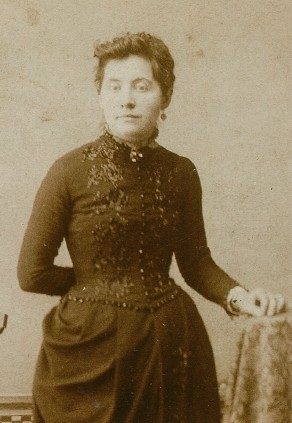 Undated photograph of Margaret Maher Twohey (Ann McClary / Find a Grave)