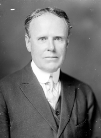 Paul Goodloe McIntire, 1918