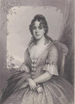 Martha Jefferson Randolph   (Courtesy of University of Virginia Special Collections)
