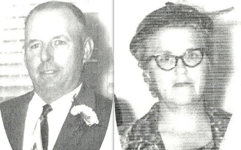 John J. Wolfe and Ida Ann Burke Wolfe