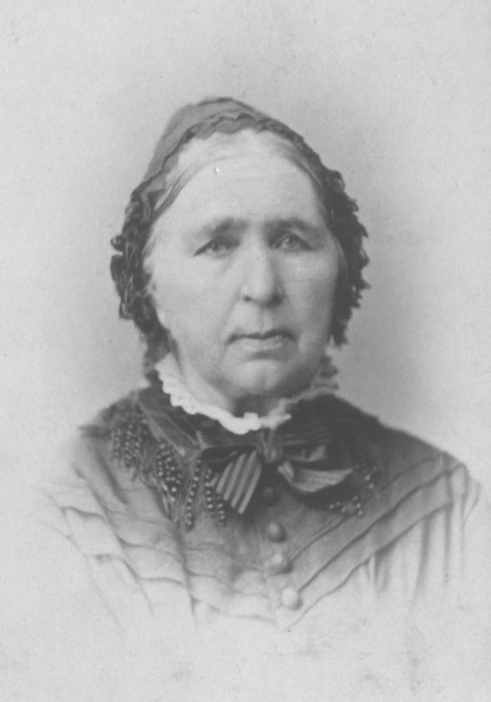 Johanna Downey Wolfe (courtesy of Ann McClary)