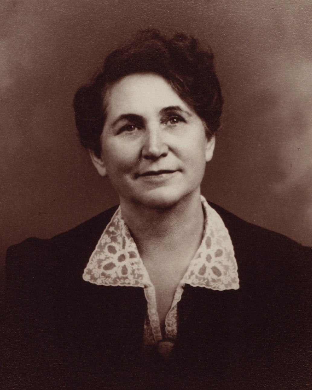 Aileen Wolfe McCall (courtesy of Ann McClary)