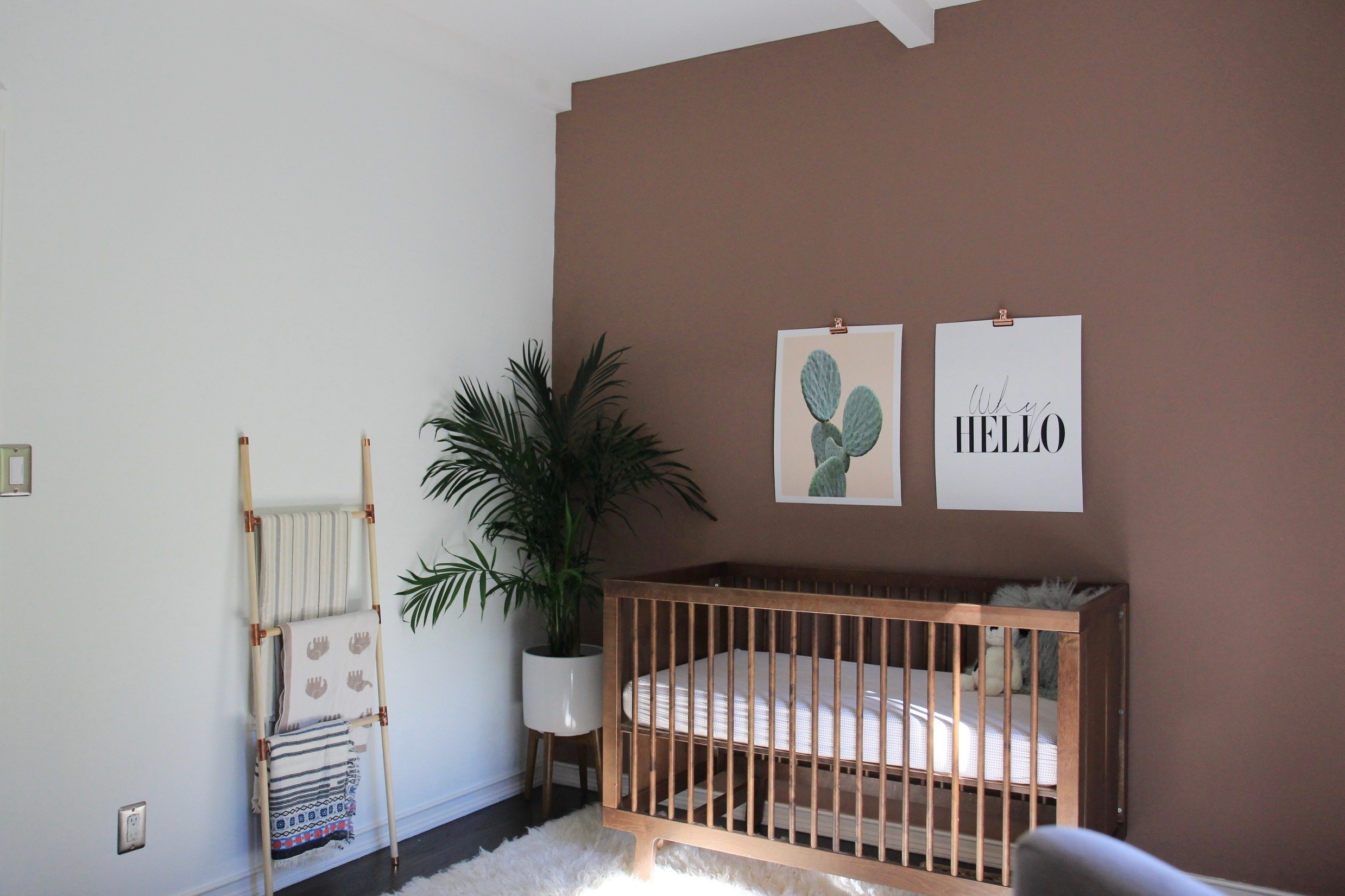 Eclectic Nursery by Katie Monkhouse