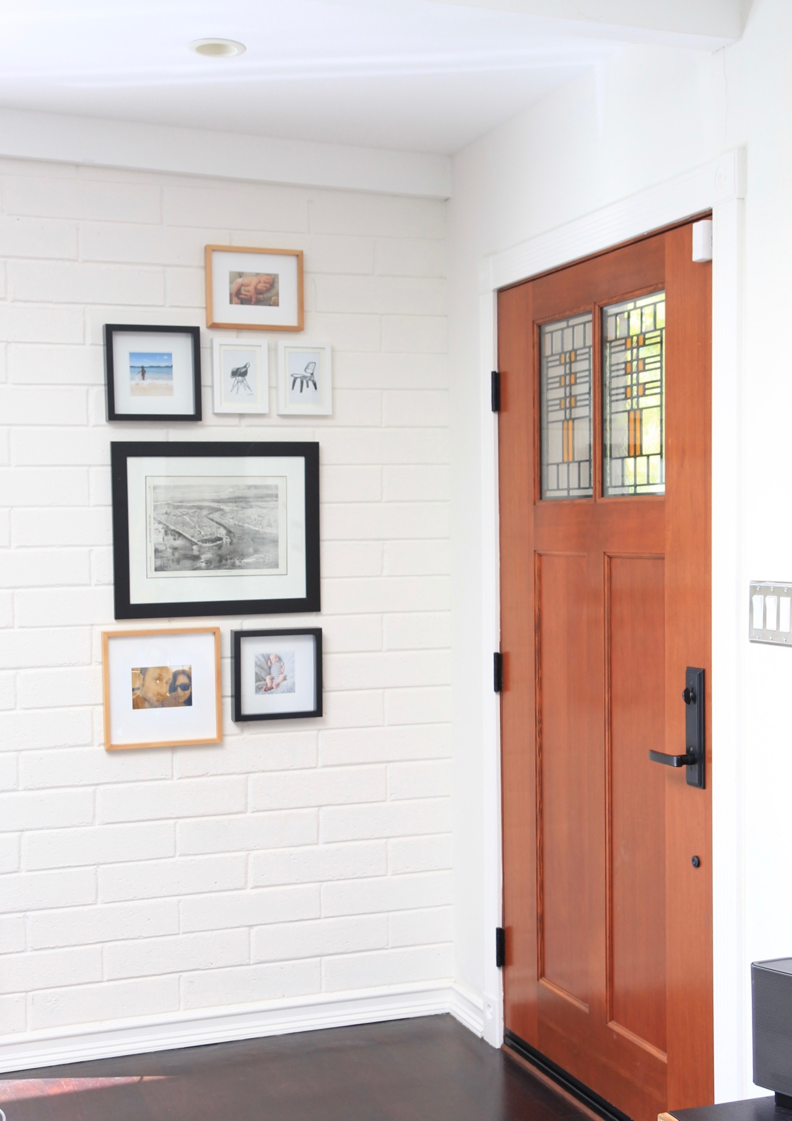 Gallery Wall by Katie Monkhouse