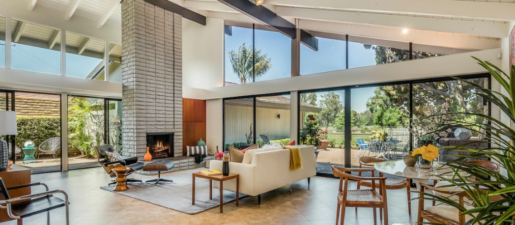 california midcentury - home in Long Beach, CA