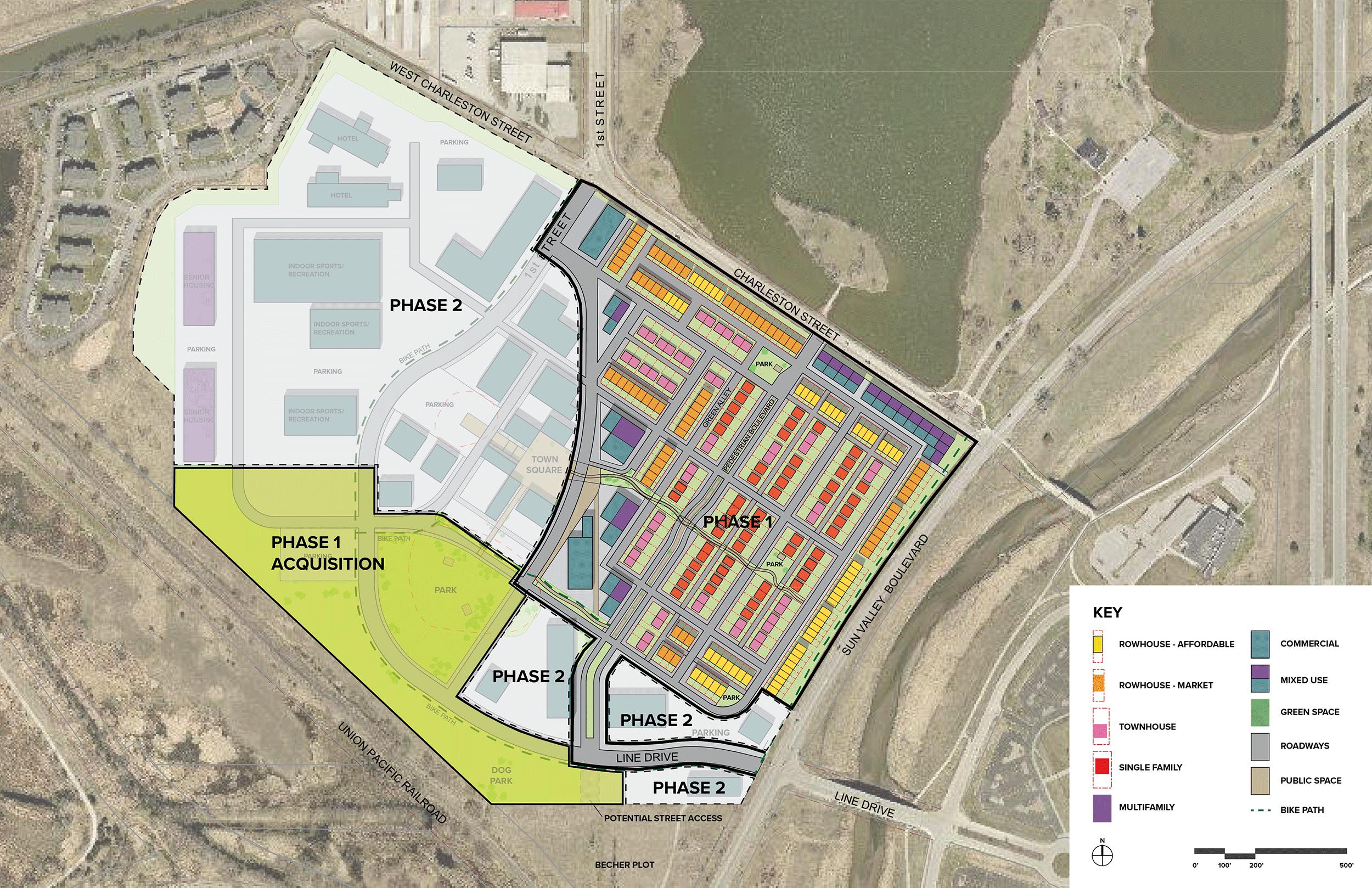 West Haymarket Village Phase 1