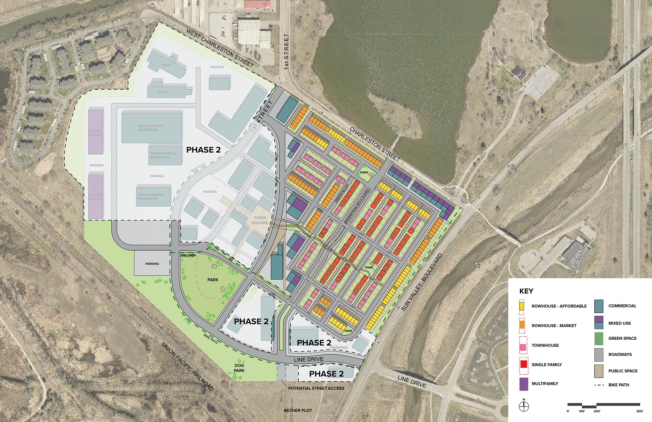 West Haymarket Village Phase 2