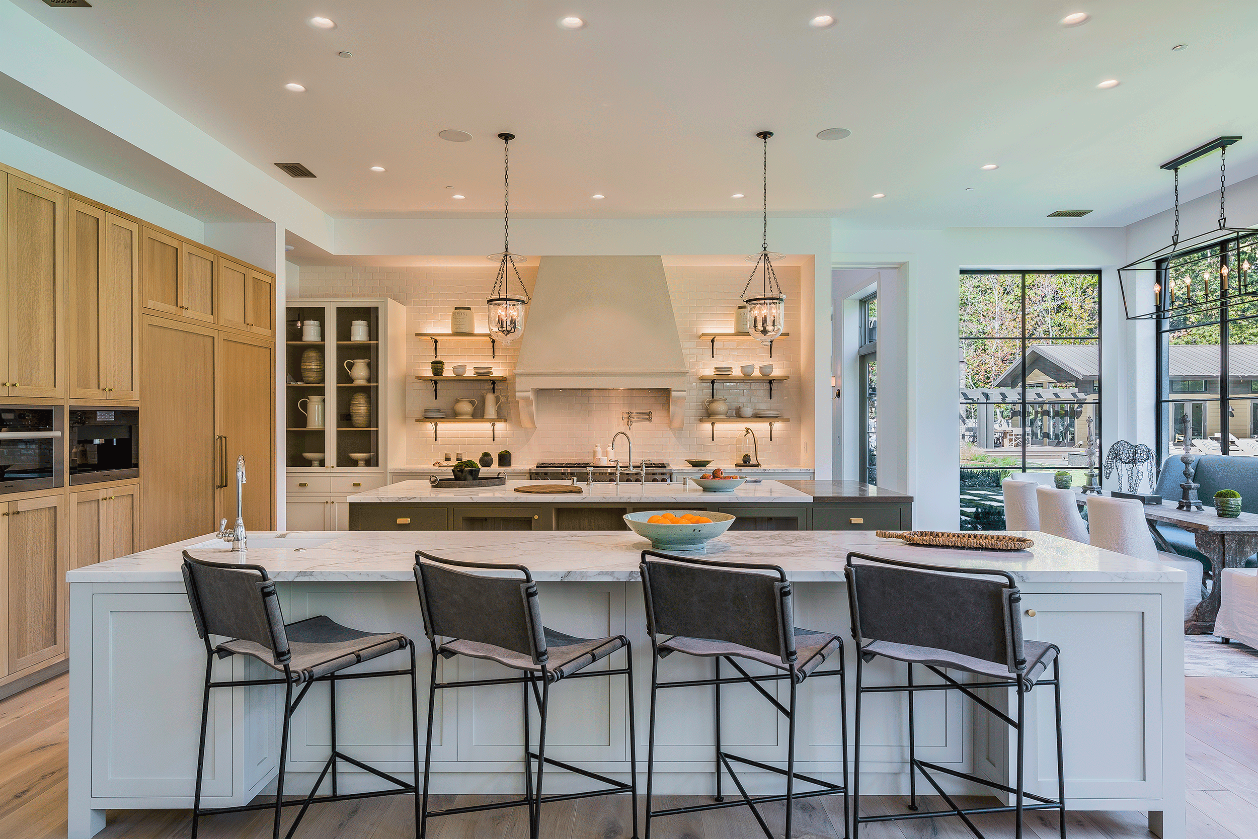 sunset residence kitchen