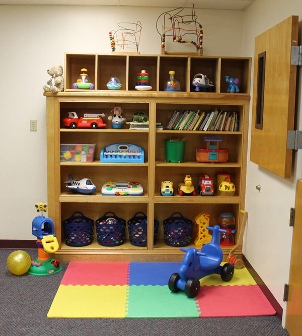 This is our nursery.