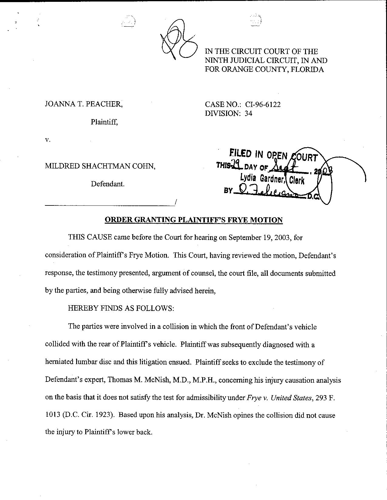 McNish exclusion in Peacher v Cohn-page-001.jpg