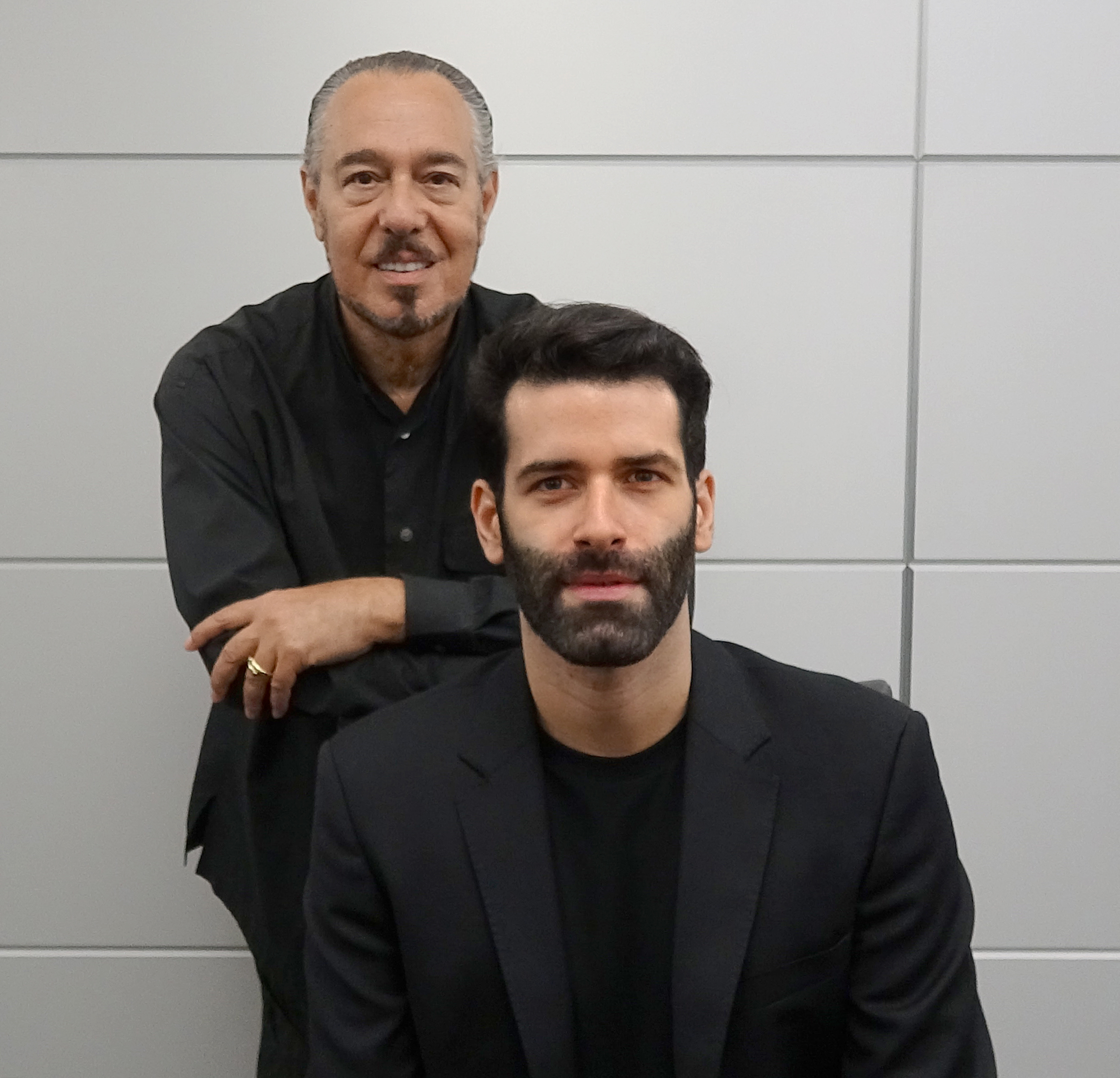 Marc Rosen, CEO. Felipe Sena, Creative Director.