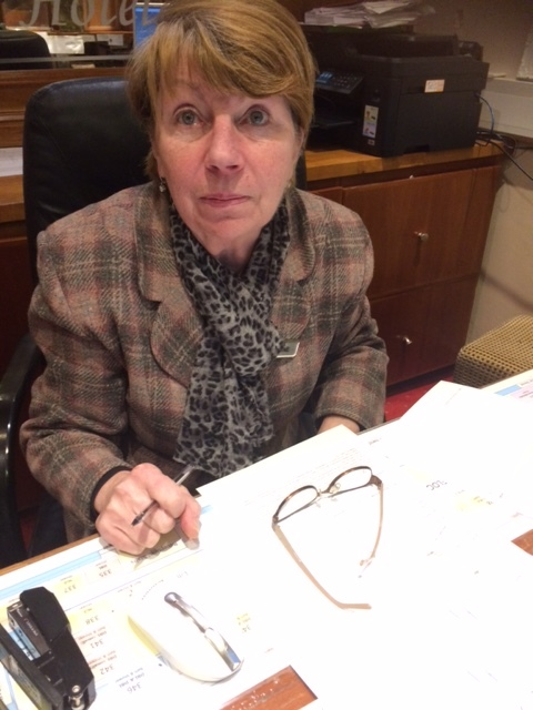 Christine Phillips of Limerick