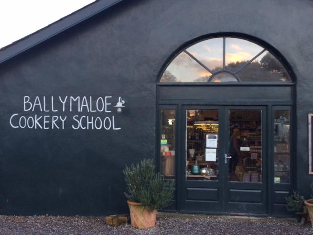 Ballymaloe: a world famous cooking school in rural Ireland.