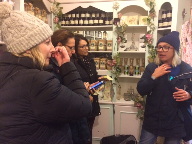 Galway Food Tours at Cupa'n Tae in Galway.