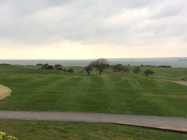 The Galway Bay Golf Resort offers ocean on three sides!