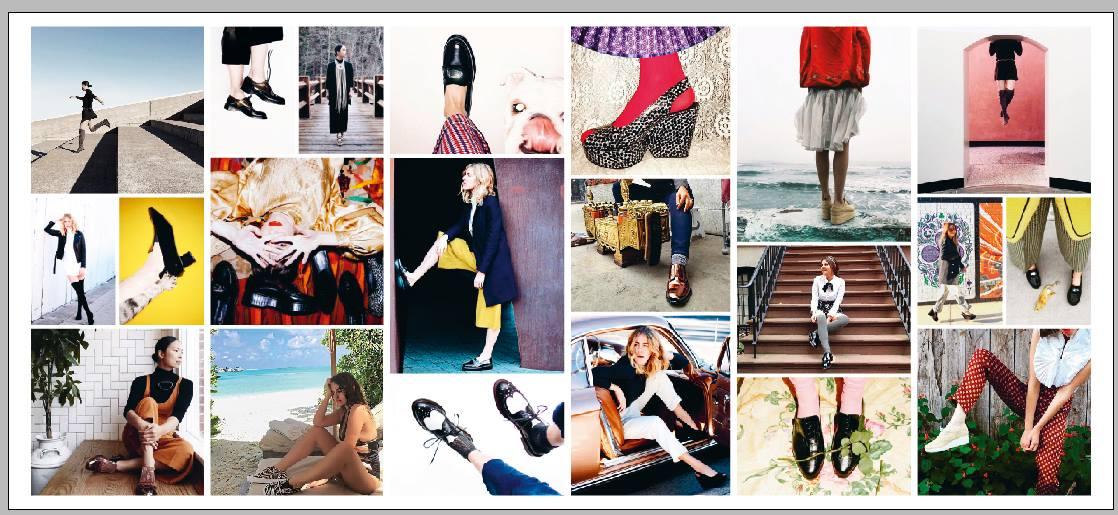 Collage_Robert_Clergerie_Girls