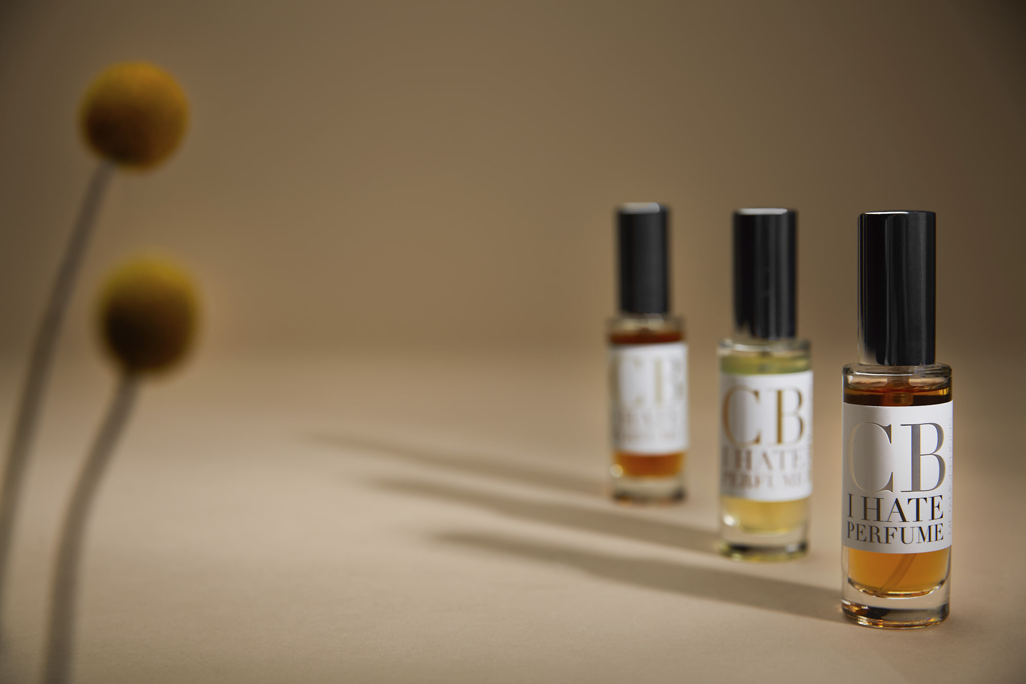 CB I Hate Perfume - ....Christopher Brosius, the famous nose who create CB I Hate Perfumeis based in the heart of Brooklyn, New York. He is a born artist, considered to be the most innovative perfumer of the 21 st century. He describes his work in three words,