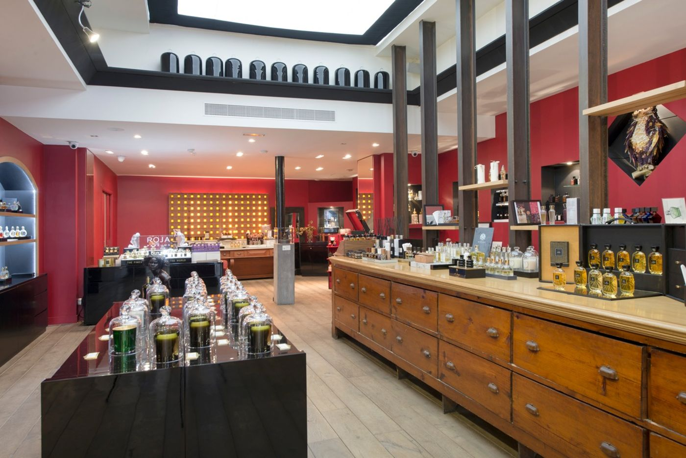 Boutique Jovoy à Paris