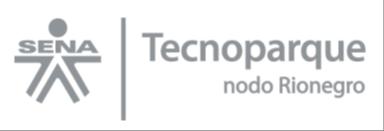 Tecnoparque Nodo Rionegro