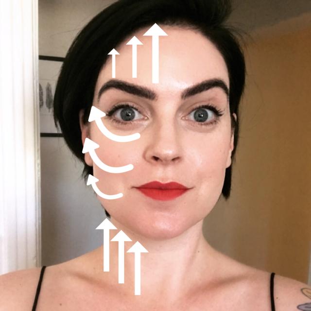 How To Rose Quartz Facial Roller The Organic Esthetician