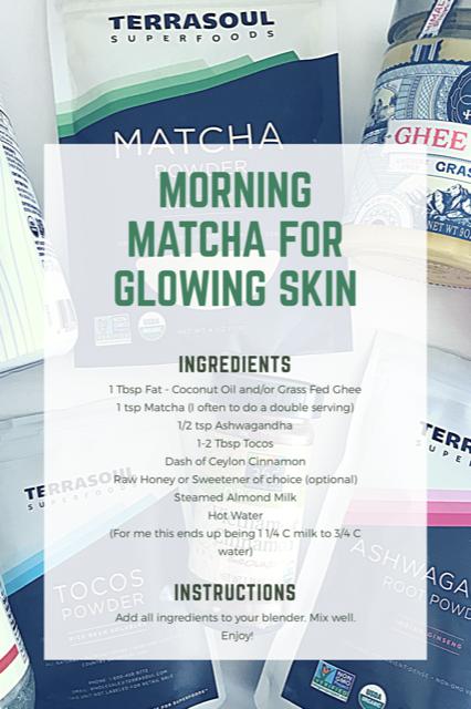 MorningMatcha forGlowing skin.png