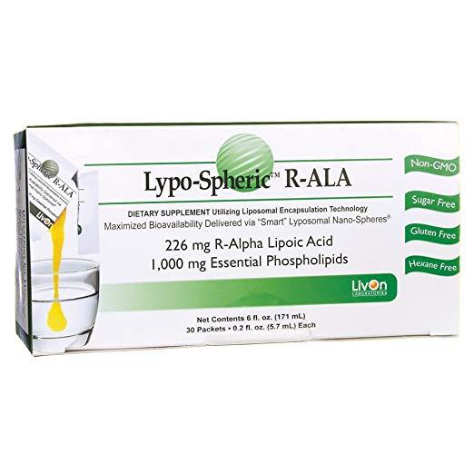 Lypo-Sphereic Alpha Lipoic Acid