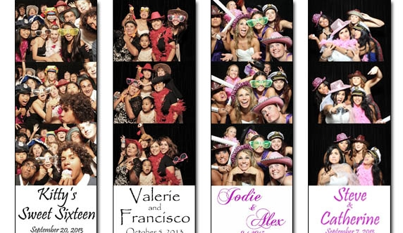PHOTO BOOTHS (CUSTOMIZABLE)