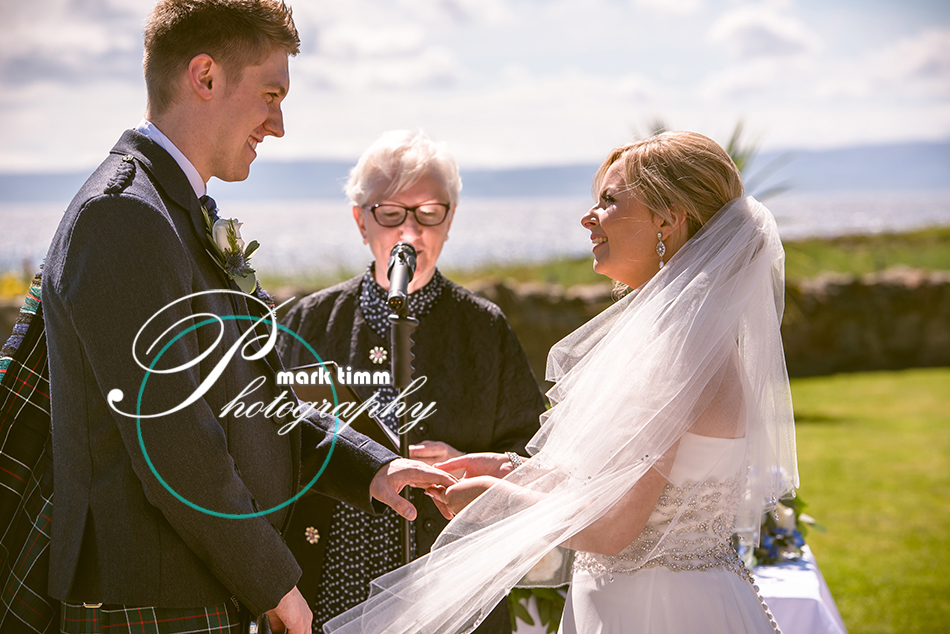 waterside hotel wedding photographer