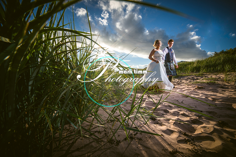 beach weddings scotland