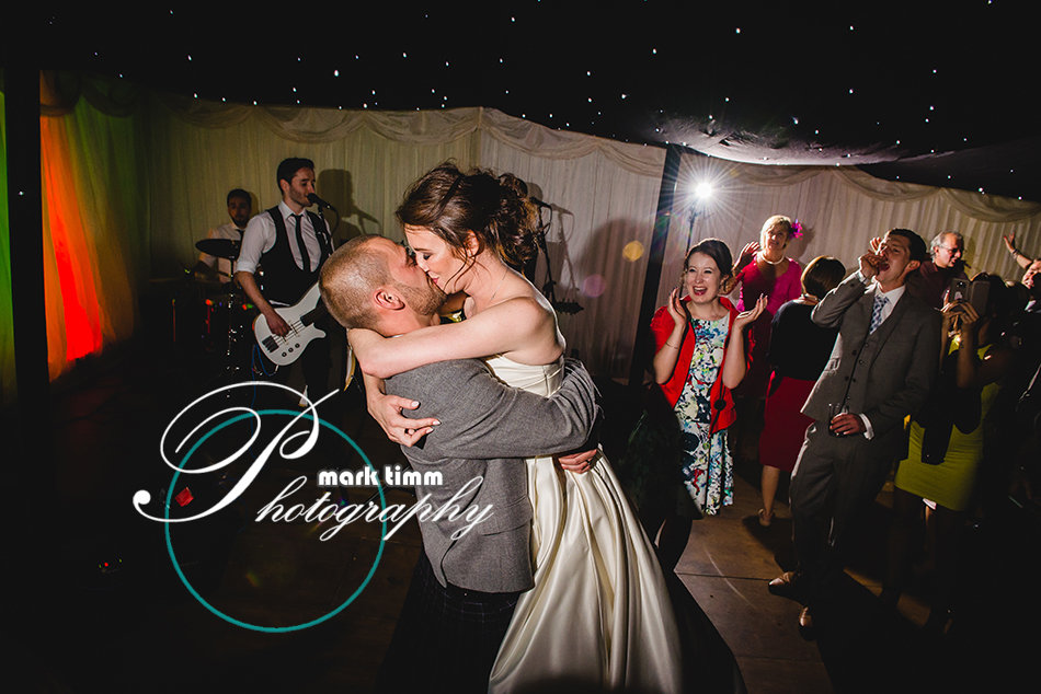Documentary wedding party glasgow