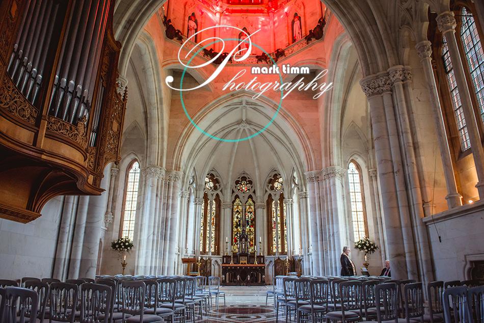 mount stuart chapel wedding