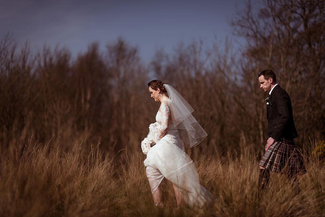 elopement photography scotland landscape