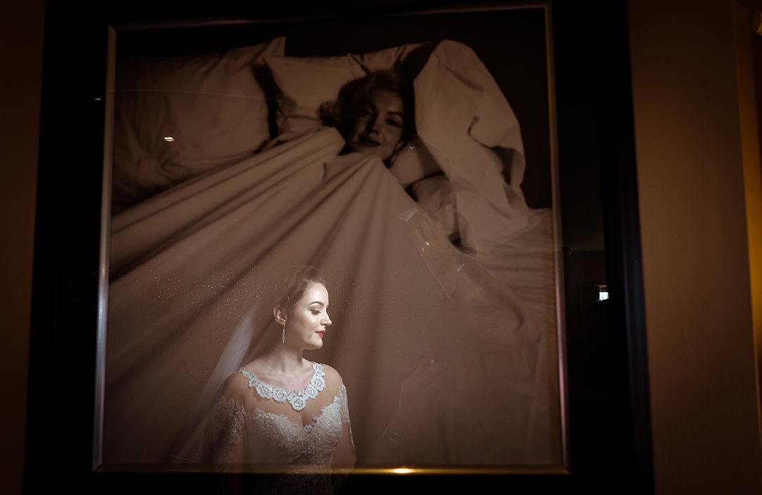 creative alternative wedding photography scotland glasgow