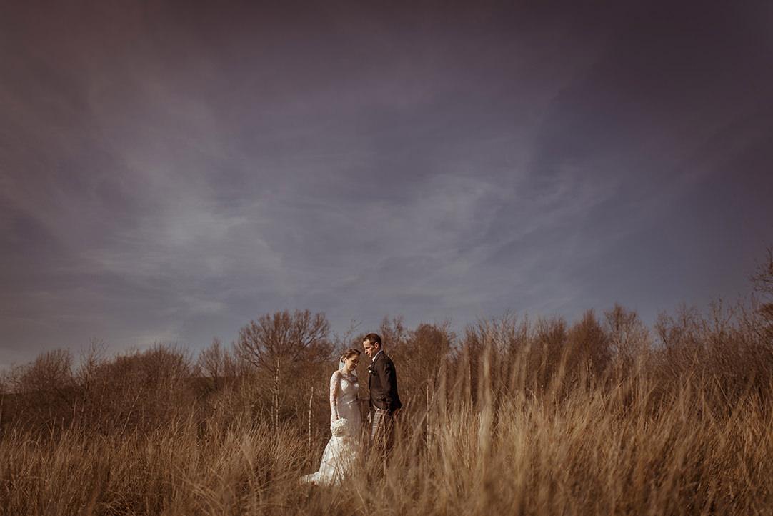 alternative wedding photographer scotland glasgow glenskirlie