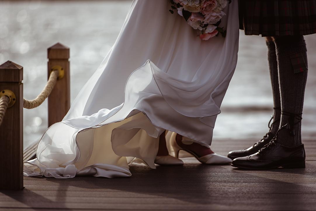 alternative quirky wedding photographer glasgow the vu