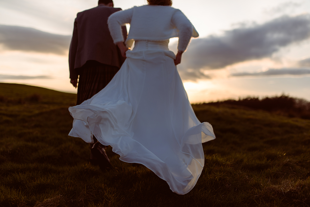 alternative wedding photography the vu bad weather