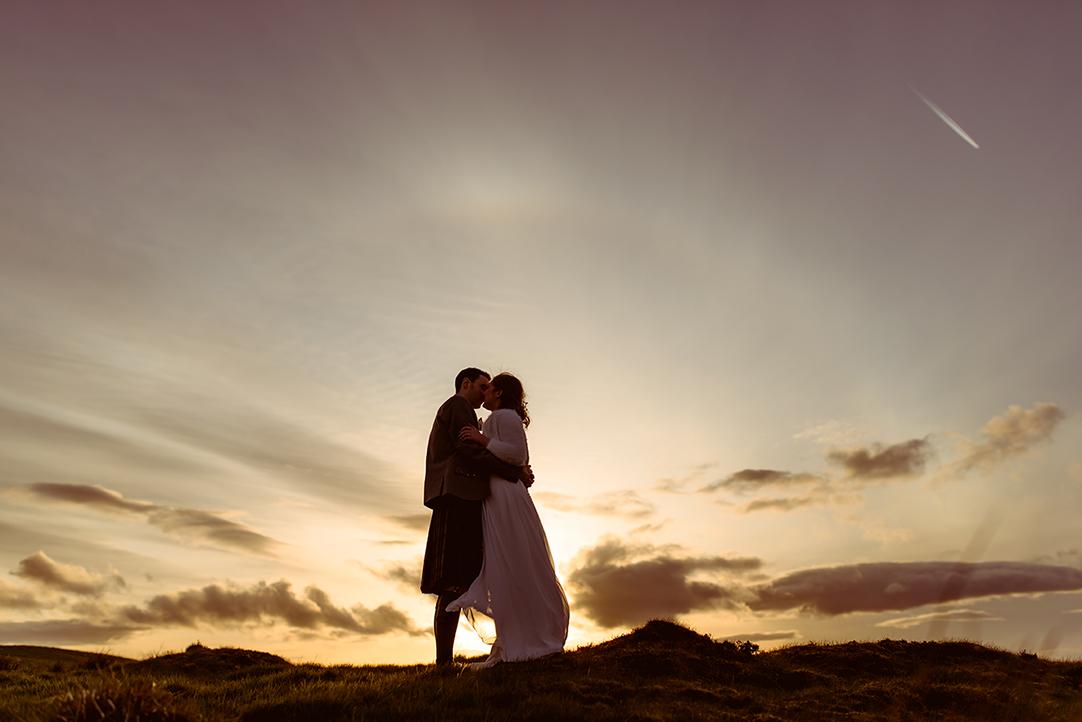 epic portrait wedding photography landscape scotland glasgow