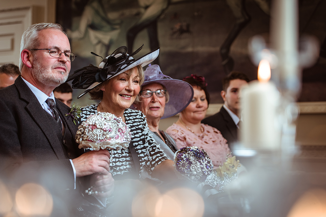 chatelherault wedding ceremony room