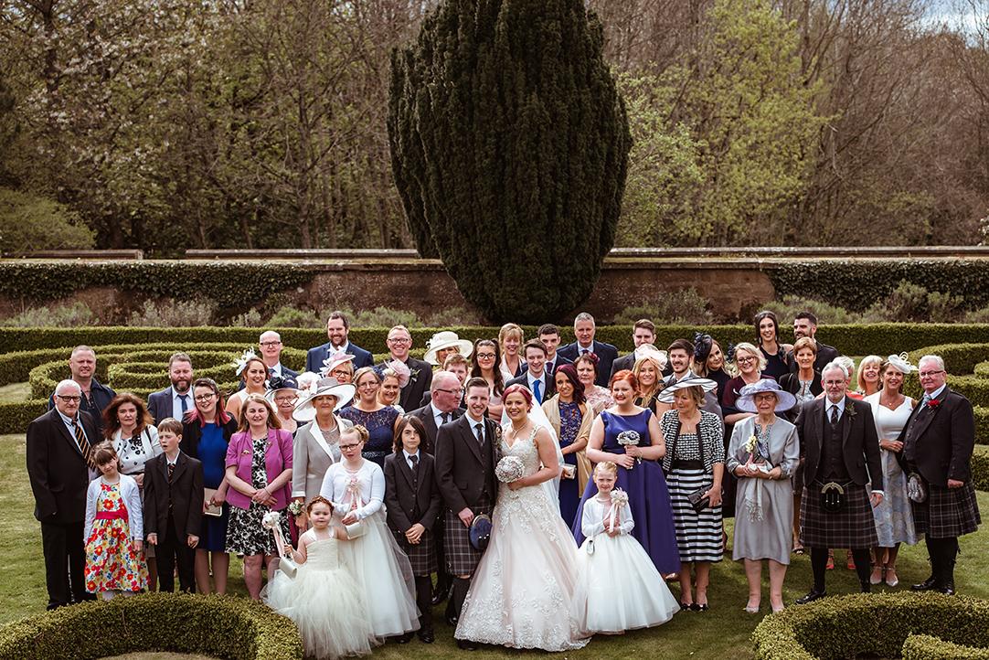 best hamilton wedding venues scotland
