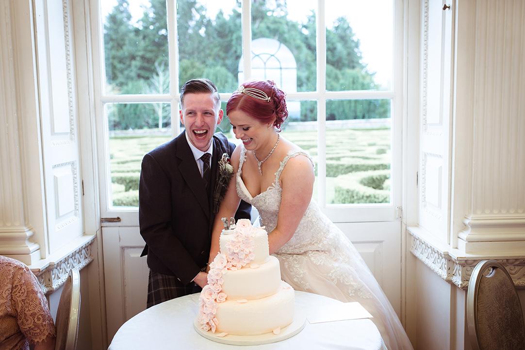 hamilton wedding venue scotland