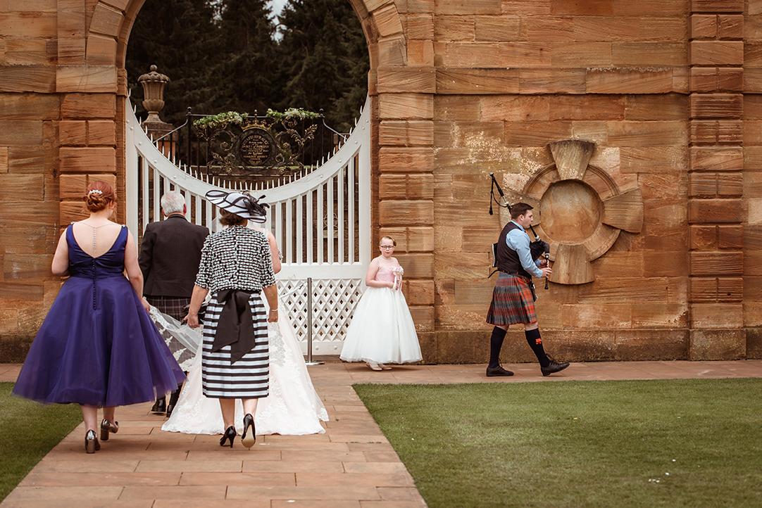 unique castle wedding venues scotland