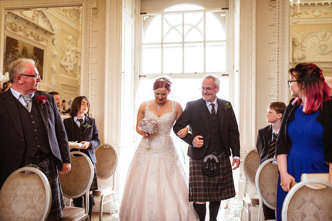 chatelherault wedding photographer scotland