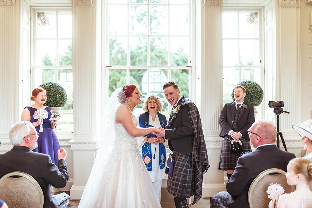 funny wedding moments chatelherault