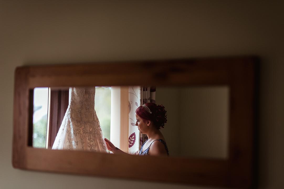 modern documentary wedding photography glasgow