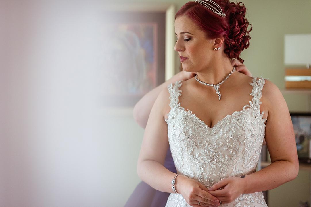 hamilton wedding photographer red haired